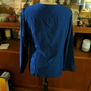 Chico's Tops - BNWT Chico's draping jacket/shirt